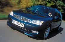 Fordy Mondeo i Focus C-Max
