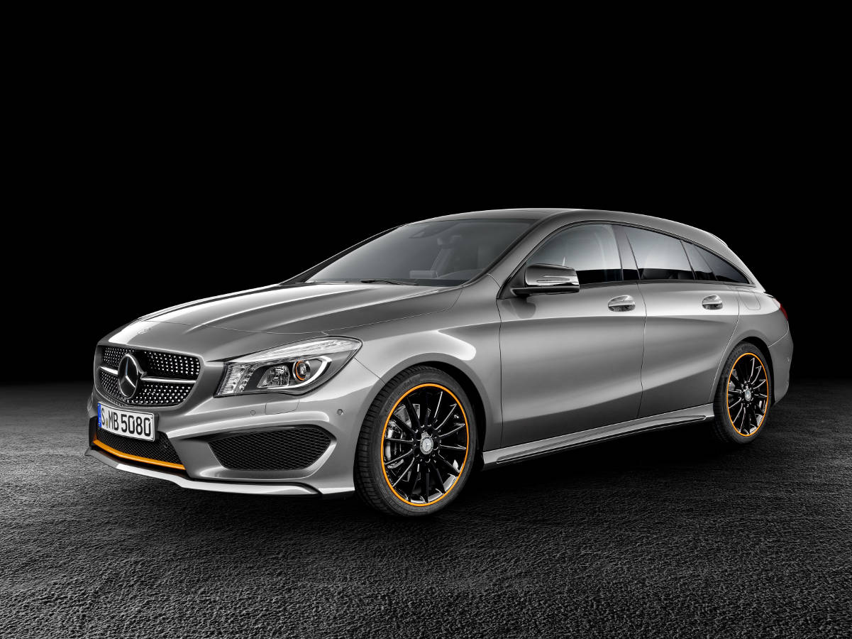 Nowy Mercedes CLA Shooting Brake