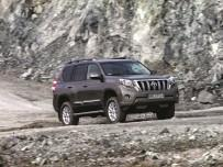 Test Toyoty Land Cruiser