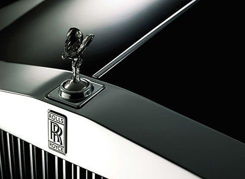 Rolls-Royce spirit of exstasy