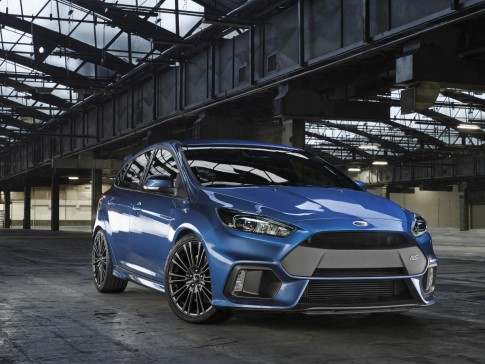 Nowy Ford Focus RS
