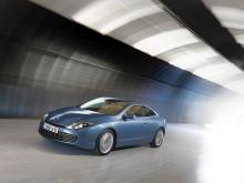 Renault Laguna Coupe w Cannes