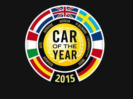 Car of the Year 2015 logo