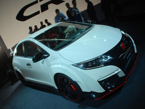 Nowa Honda Civic Type R