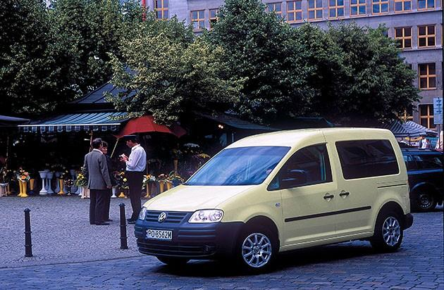 Volkswagen Caddy Mixt