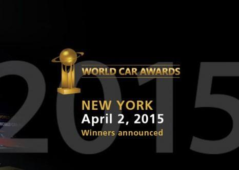 World Car Of The Year 2015