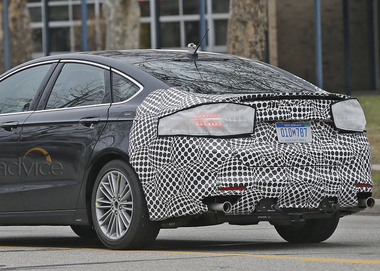 Ford Mondeo: Czy to już czas facelifting?