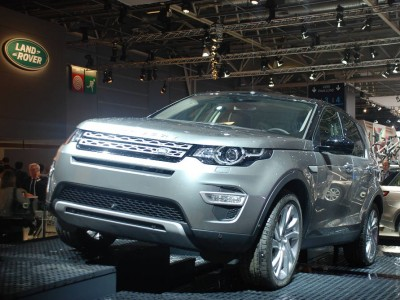 Land Rover Discovery Sport z nowym dieslem