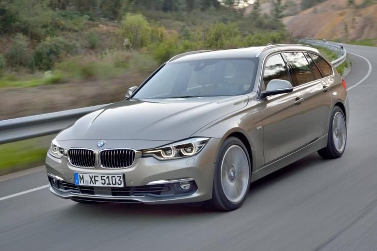 BMW 3 F30 Facelifting