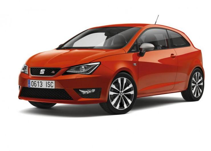 Seat Ibiza facelifting