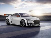 Audi TT Clubsport: Szalone coupe na Wörthersee