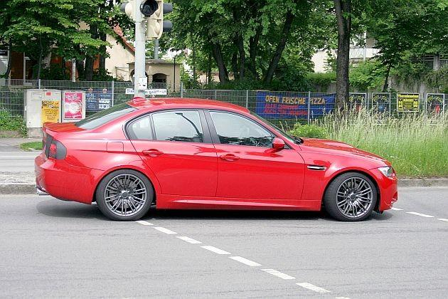 BMW M3 facelifting