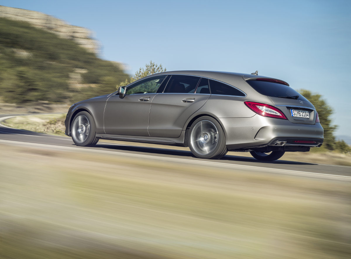 Mercedes-Benz CLS Shooting Brake bez następcy?