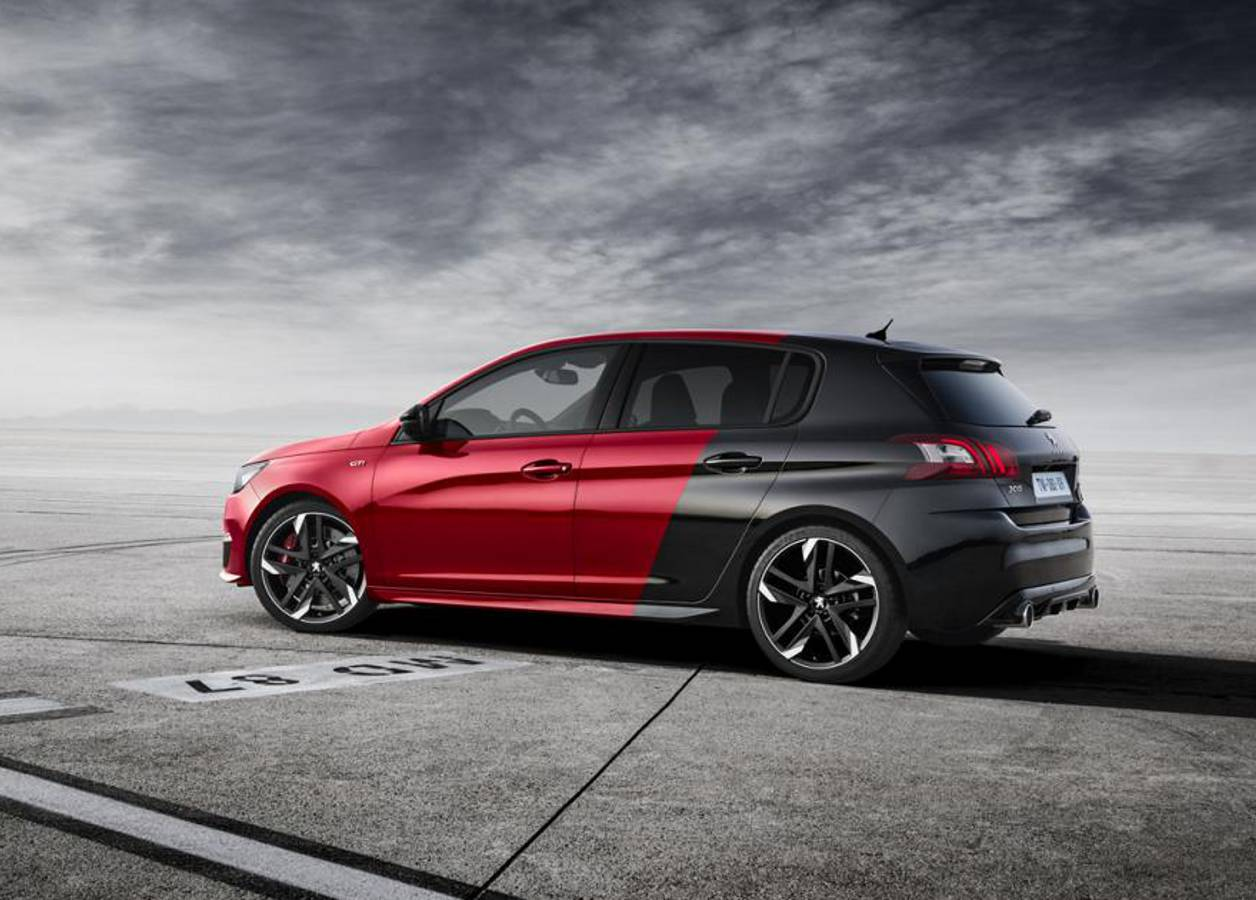 Peugeot 308 GTI: Hot-hatch po francusku