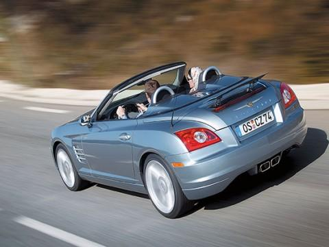 Chrysler Crossfire Roadster - Era Chryslera  - motogazeta mojeauto.pl