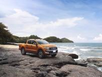 Ford Ranger facelifting