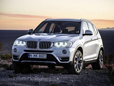 BMW X3 po liftingu
