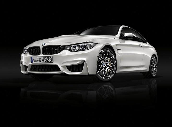 BMW M3 i M4 Competition Package