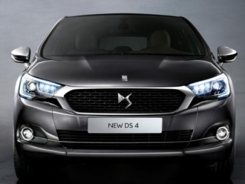 DS 4 facelifting