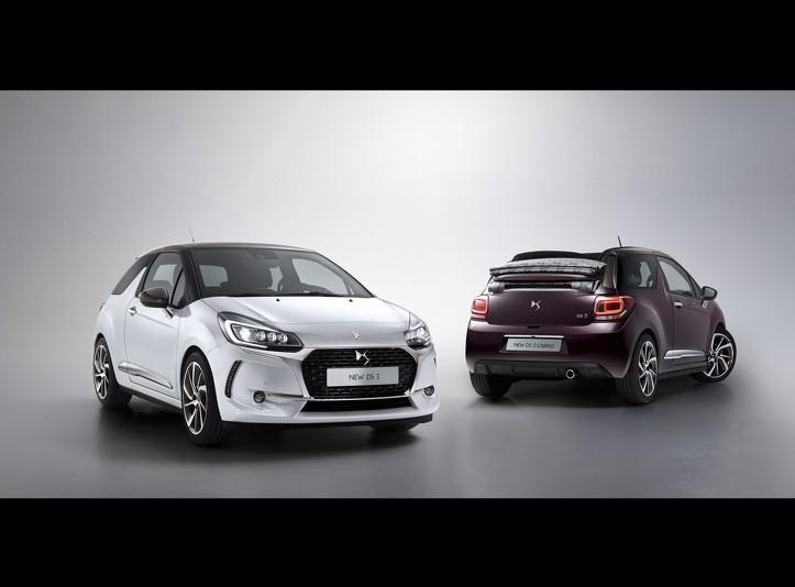 DS 3 facelifting