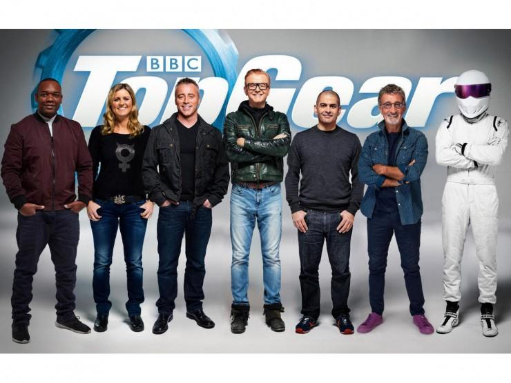 Prezenterzy Top Gear