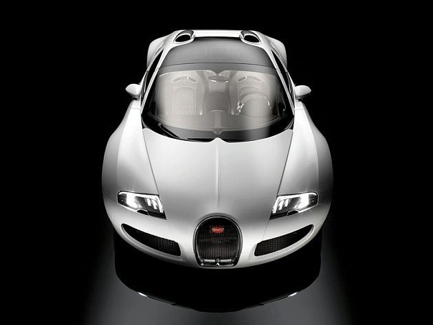 Bugatti Veyron 16.4 Grand Sport Roadster – do kolekcji