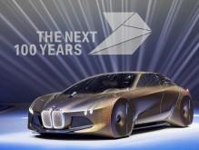 100 lat BMW i Vision Next 100 Concept