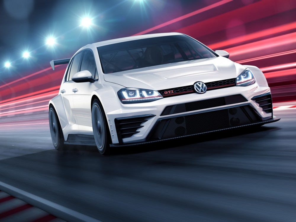 VW Golf GTI CTR - najlepszy Golf ever!
