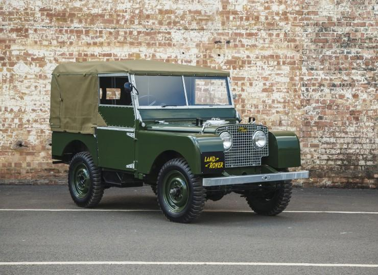 Land Rover Defender Series 1