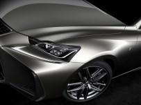 Lexus IS facelifting