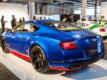 Bentley Continental GT Speed - rocznik 2017