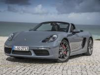 Porsche 718 Boxster S - era turbo