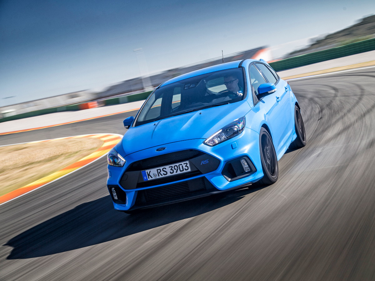 Ford Focus RS 2016 - Wirus po mutacji