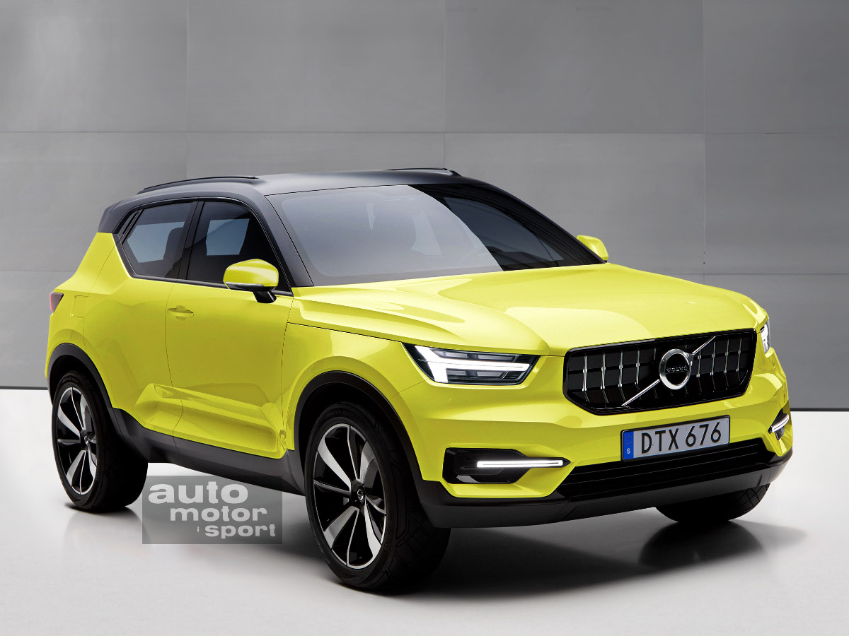 volvo xc40 pierwsze wideo w auto motor i sport. Black Bedroom Furniture Sets. Home Design Ideas