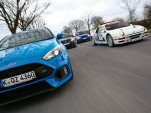 Ford Focus RS i Ford RS200