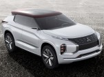 Mitsubishi Ground Tourer PHEV Concept