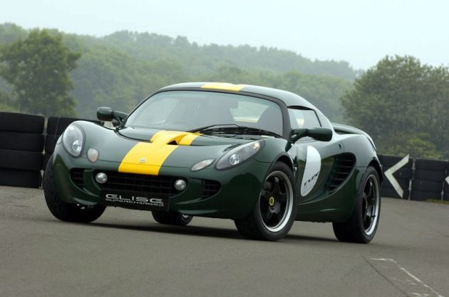 Lotus Clark Type Elise SC Limited Edition - ku pamięci