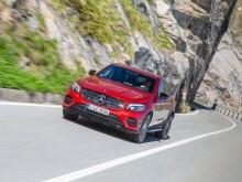 Mercedes GLC Coupe 350 D - trochę inne coupe