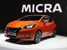 Nowy Nissan Micra na Motor Show 2017
