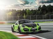 Porsche Techart GTstreet R - 911 Turbo na dopingu