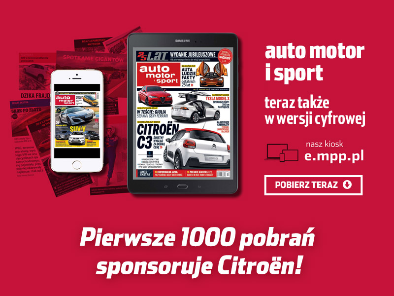 Wydania cyfrowe auto motor i sport