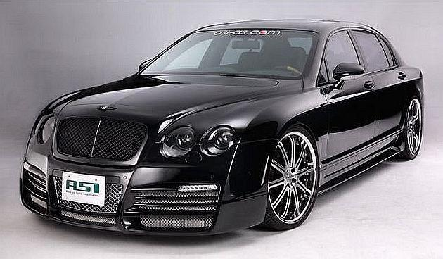 ASI Bentley Continental Flying Spur