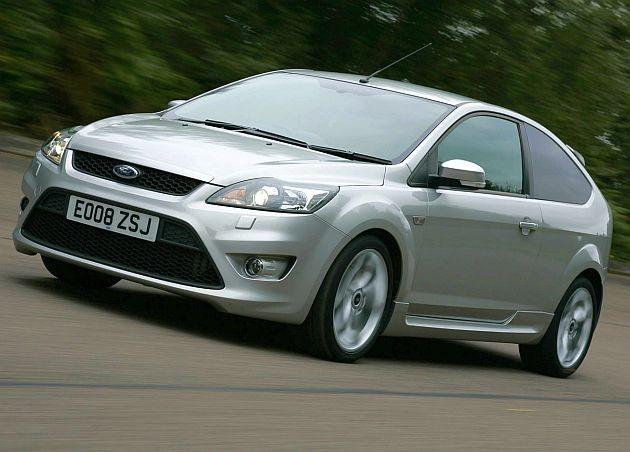 Ford Focus ST Mountune Performance