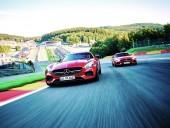 AMG - weekend w SPA