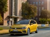 VW Golf face lifting - teraz z pakietem R-Line