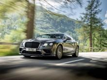 Bentley Continental Supersports - ostatni krzyk mocy
