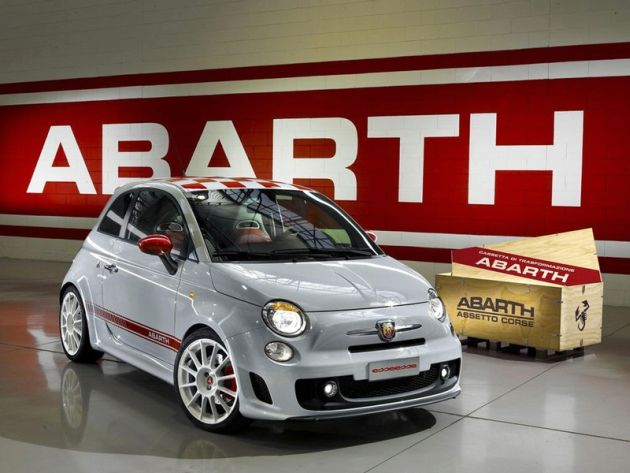 Fiat 500 Abarth Essesse – konkurencja dla Mini