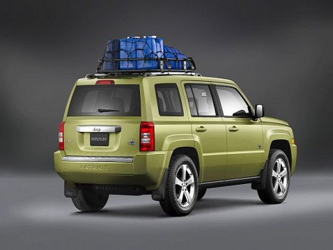 Jeep Patriot Back Country