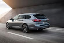 Opel Insignia Sports Tourer - bat na Passata