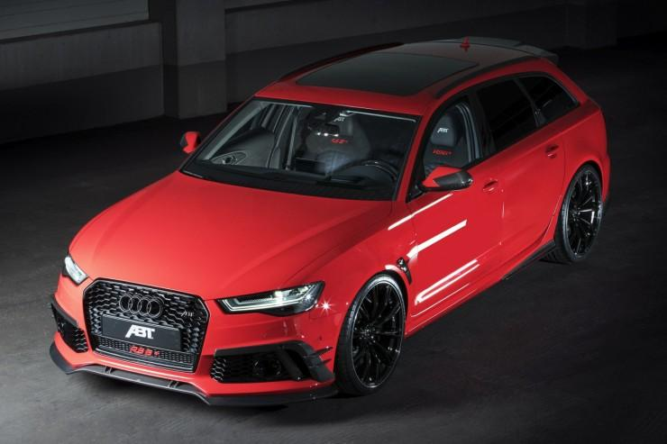 Audi RS6 plus ABT